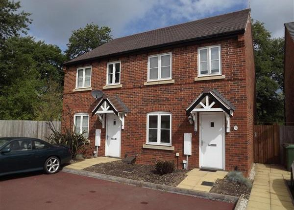 Thumbnail Semi-detached house to rent in Horseshoe Crescent, Nether Hall Park, Great Barr