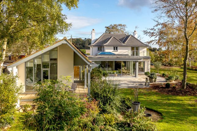 Thumbnail Detached house for sale in Langham Road, Field Dalling, Holt, Norfolk