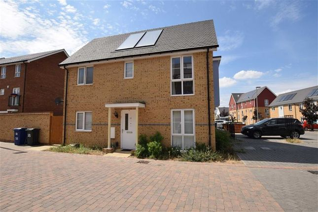 Thumbnail Semi-detached house to rent in Grangewick Road, Grays, Essex