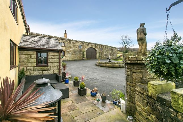 Thumbnail Detached house for sale in Higher Fold Lane, Ramsbottom, Bury, Lancashire