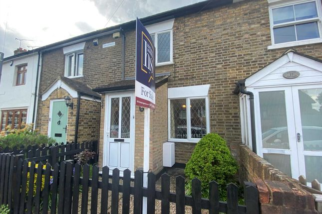 2 bed terraced house for sale in Woodman Road, Brentwood CM14