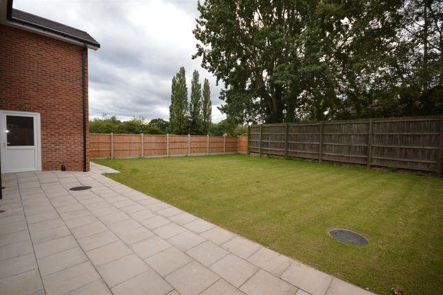 Rear Garden of Birmingham Road, Meriden, Coventry CV7