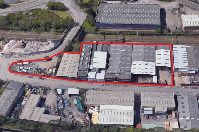 Thumbnail Industrial for sale in St. Clements Road, Nechells, Birmingham