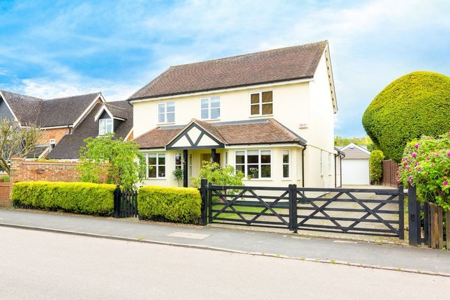 Thumbnail Detached house for sale in High Street, Ashwell, Baldock