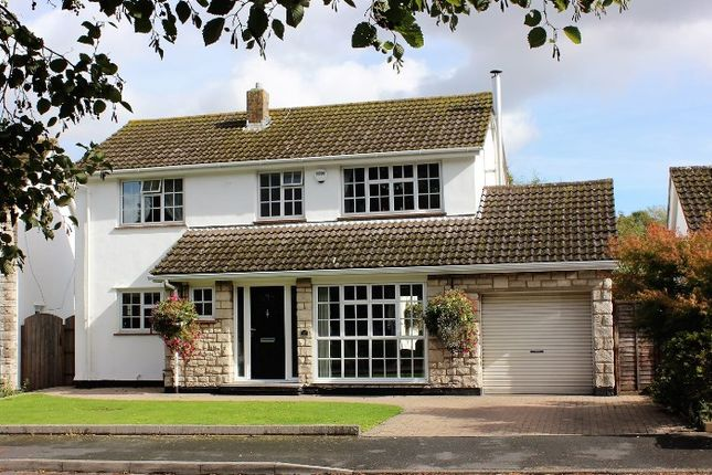 Thumbnail Detached house for sale in York Gardens, Winterbourne