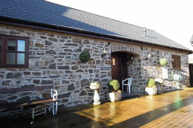 Thumbnail Detached house to rent in Rhyd Fach, Llanidloes Road, Llanidloes Road, Newtown, Powys