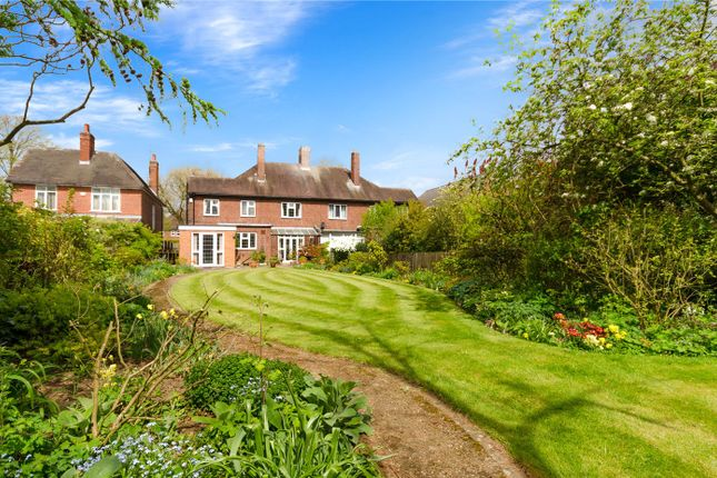 Thumbnail Semi-detached house for sale in Barrowby Road, Grantham