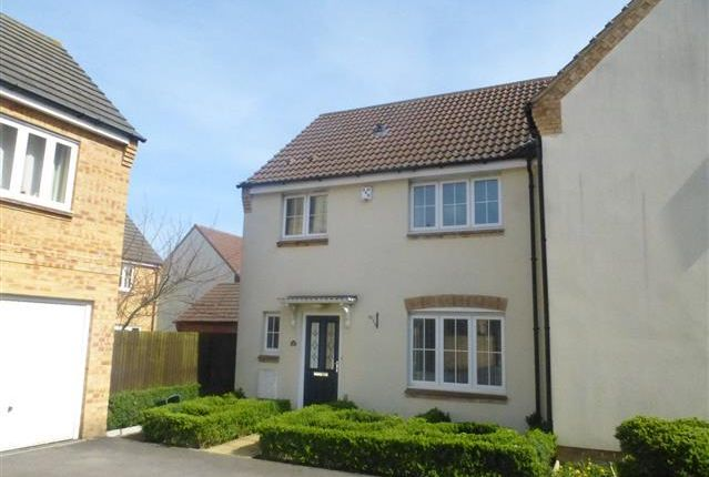 Thumbnail Semi-detached house to rent in Biddlesden Road, Yeovil