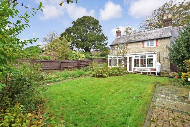 Thumbnail Cottage for sale in Rectory Road, Niton, Ventnor, Isle Of Wight
