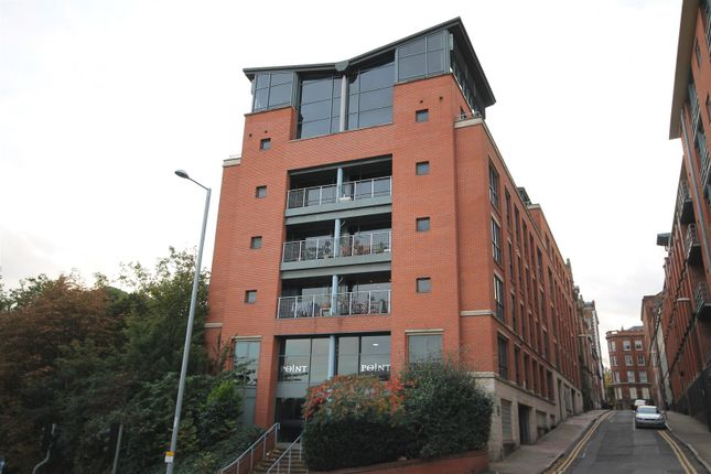 Thumbnail Flat for sale in Plumptre Street, Nottingham