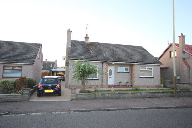 Thumbnail Bungalow to rent in Ballinard Road, Broughty Ferry, Dundee