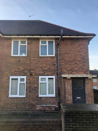 Thumbnail Flat to rent in Mount Pleasant, Birmingham
