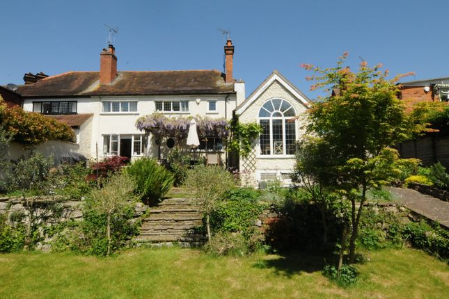 Thumbnail Semi-detached house to rent in Thames Street, Sonning, Reading