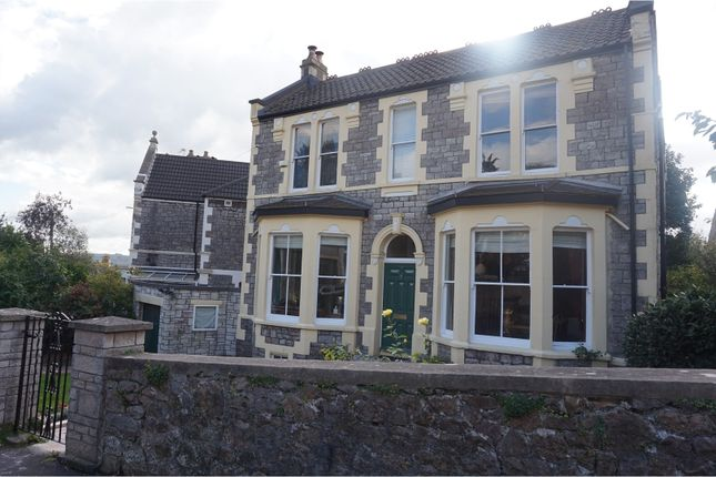 Thumbnail Detached house for sale in Hill Road, Weston-Super-Mare