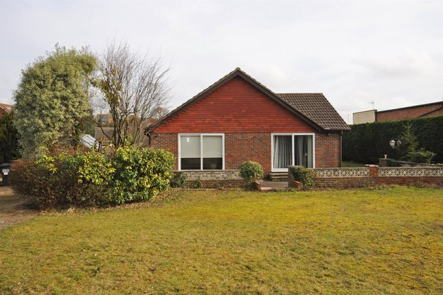 Thumbnail Detached bungalow to rent in Hawkswood Drive, Hailsham