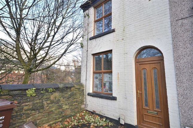 Thumbnail End terrace house to rent in Bank Street, Manchester