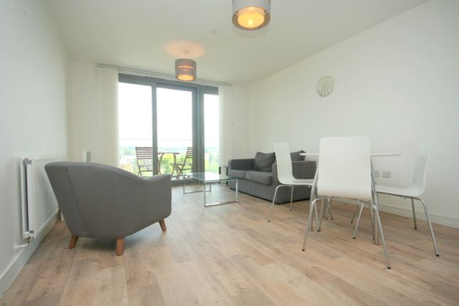 Thumbnail Flat to rent in Waterside Heights, Booth Road, London