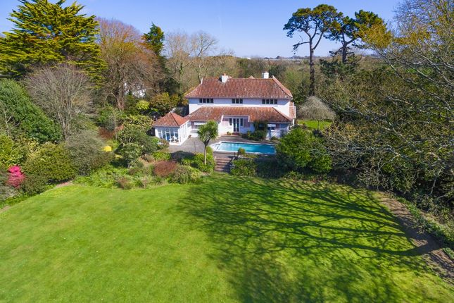 Thumbnail Detached house for sale in Monnaie Road, St. Andrew, Guernsey