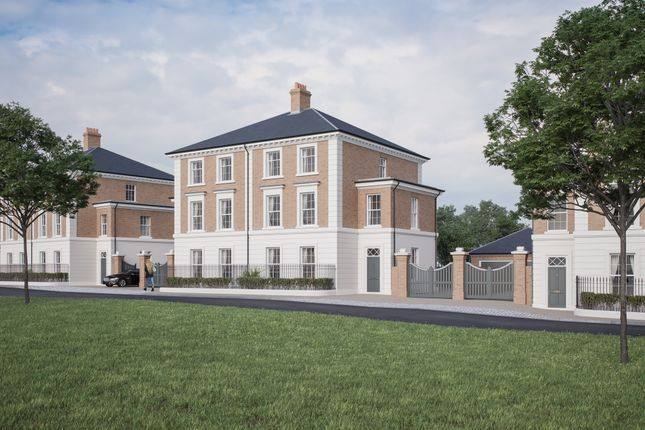Thumbnail Town house for sale in Hamslade Street, Poundbury, Dorchester