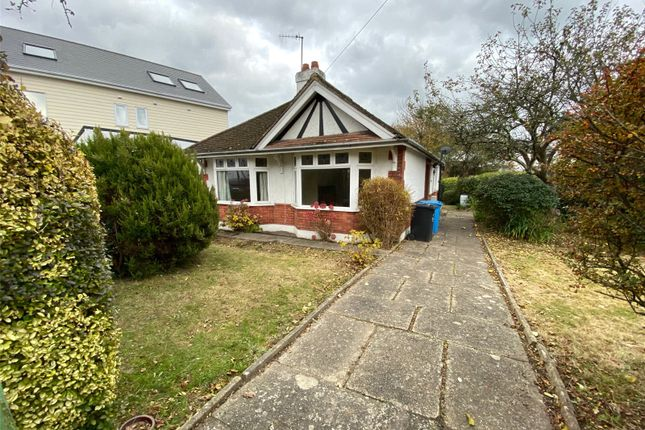 Thumbnail Bungalow for sale in Whitecliff Crescent, Poole