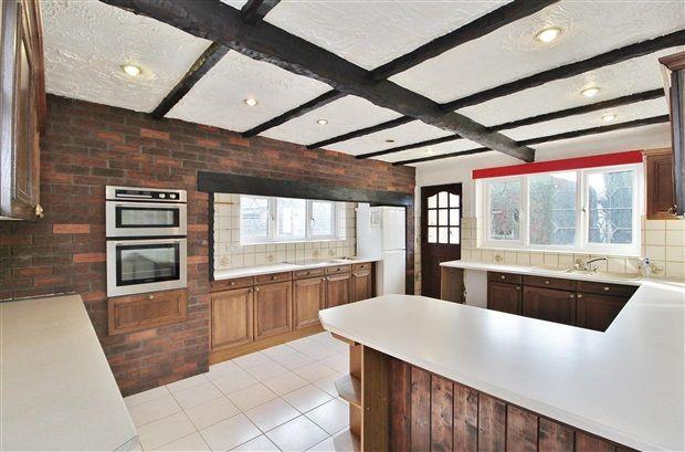 Kitchen of Orchard Lane, Preston PR4