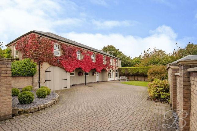 Thumbnail Detached house for sale in Berry Hill Mews, Mansfield