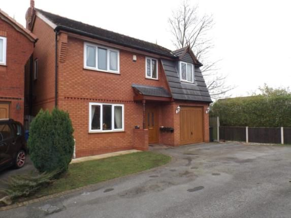 Thumbnail Detached house for sale in Millport Close, Fearnhead, Warrington, Cheshire