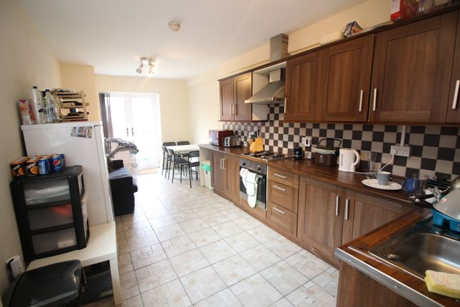 Thumbnail End terrace house to rent in Manor Street, Heath, Cardiff