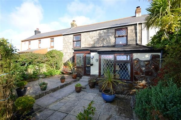 Thumbnail Cottage for sale in Longdowns, Penryn