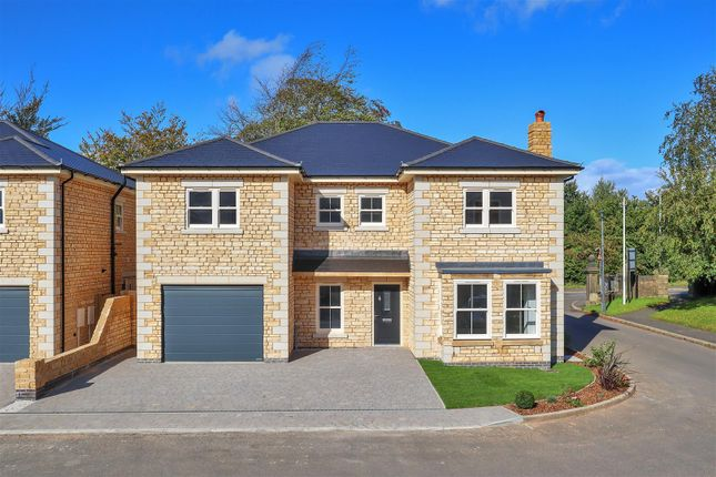 Thumbnail Detached house for sale in Plot 2 Eastgate Lodge, Berry Hill Lane, Mansfield