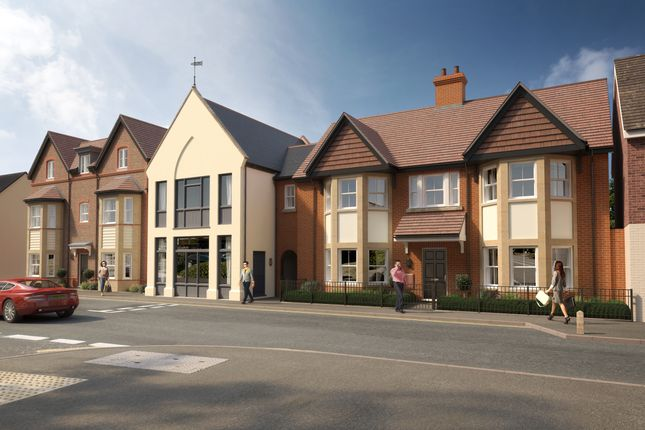 Thumbnail Flat for sale in Park Street, Thame