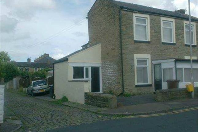 Thumbnail End terrace house to rent in Burnley Road, Colne, Lancashire