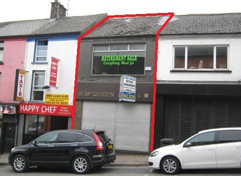 Thumbnail Retail premises to let in Scotch Street, Dungannon