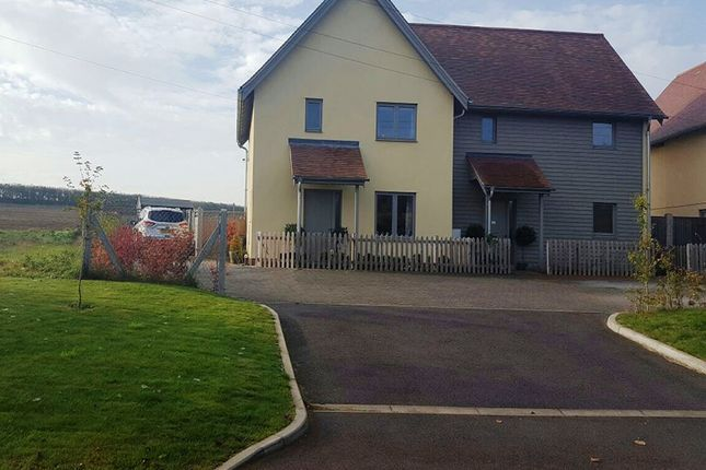 2 bed semi-detached house for sale in 1 Maple Cottages, Hampit Road, Arkesden