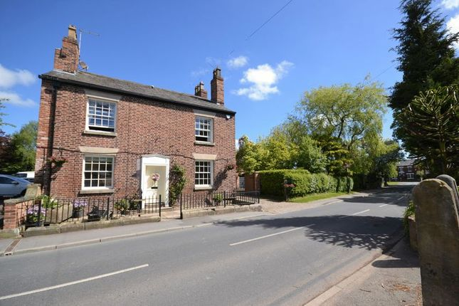 Thumbnail Detached house for sale in Town House, 73 Town Road, Croston