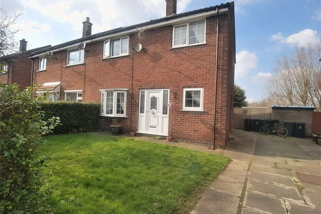 Thumbnail Semi-detached house for sale in Hesketh Road, Burscough, Ormskirk