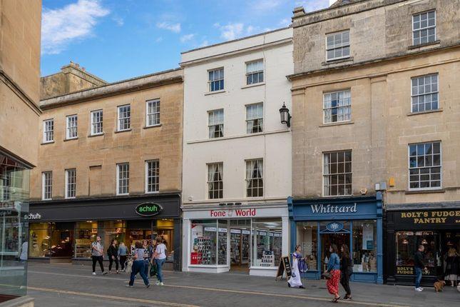 4 bed maisonette for sale in Swallow Street, Bath BA1