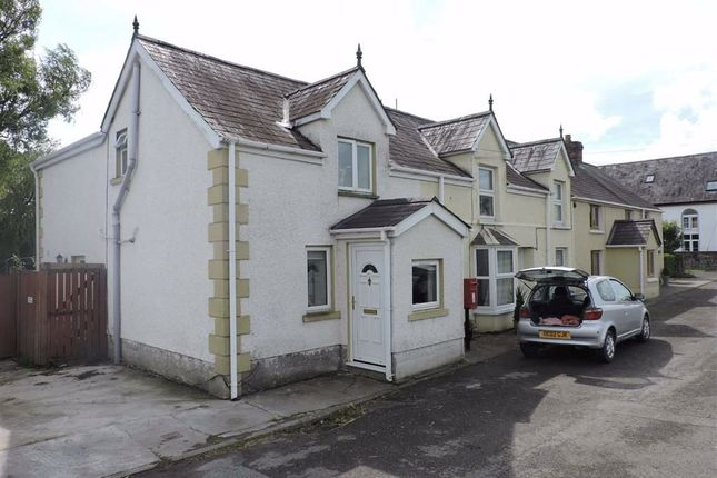 Thumbnail End terrace house for sale in Manordeilo, Llandeilo