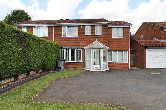 Semi-detached house for sale in Parkfield Drive, Castle Bromwich, Birmingham