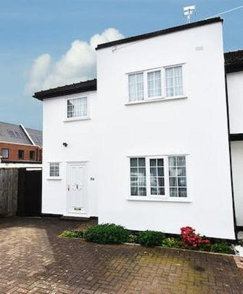 Thumbnail Semi-detached house to rent in Whitefriars Avenue, Harrow