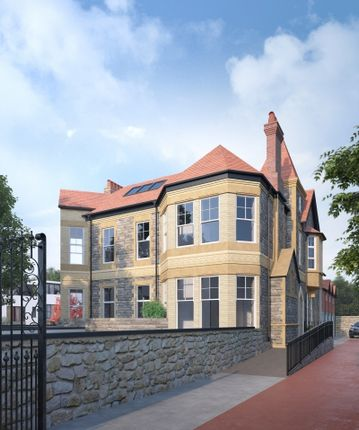 Thumbnail Flat for sale in St Margarets Road Torquay
