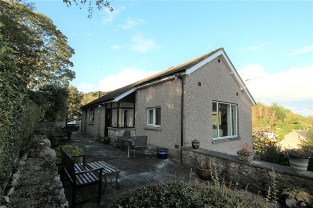 Thumbnail Bungalow for sale in Woodridge, School Hill, Lindale, Grange-Over-Sands, Cumbria
