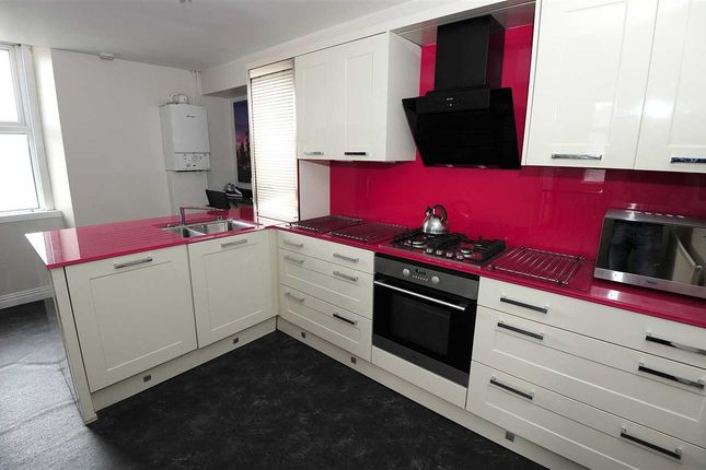 Thumbnail End terrace house to rent in Eton Place, Plymouth