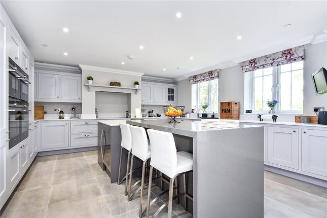 Thumbnail Detached house for sale in Heath Rise, Camberley, Surrey
