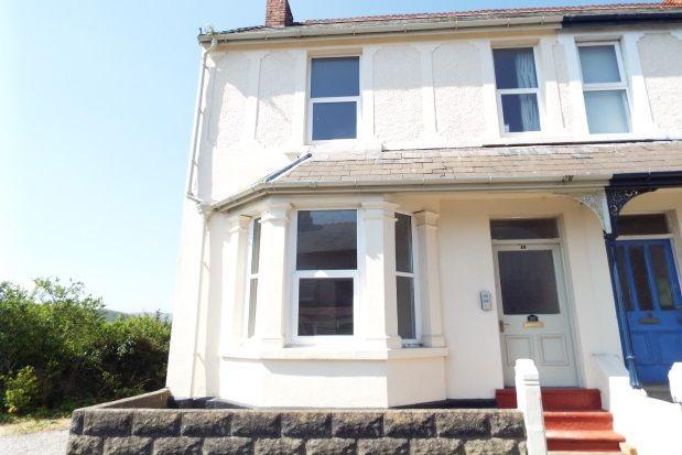 Thumbnail Flat to rent in Queens Road, Llandudno Junction