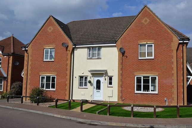 Thumbnail Detached house to rent in Chelsea Gardens, Church Langley, Harlow