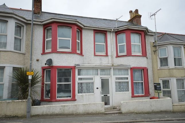 Thumbnail Terraced house for sale in Higher Tower Road, Newquay