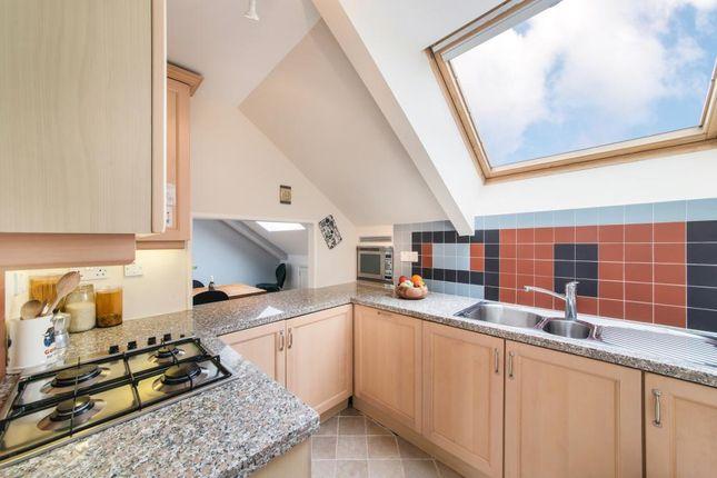 Kitchen of Bina Gardens, London SW5