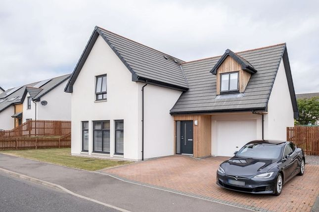 Thumbnail Detached house for sale in Holyrood Drive, Elgin
