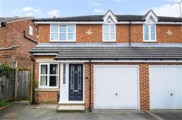 Thumbnail Semi-detached house for sale in Wharfedale Avenue, Harrogate